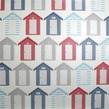 Graham & Brown - Beside the seaside Bathroom Wallpaper - 20-272 Medium Image