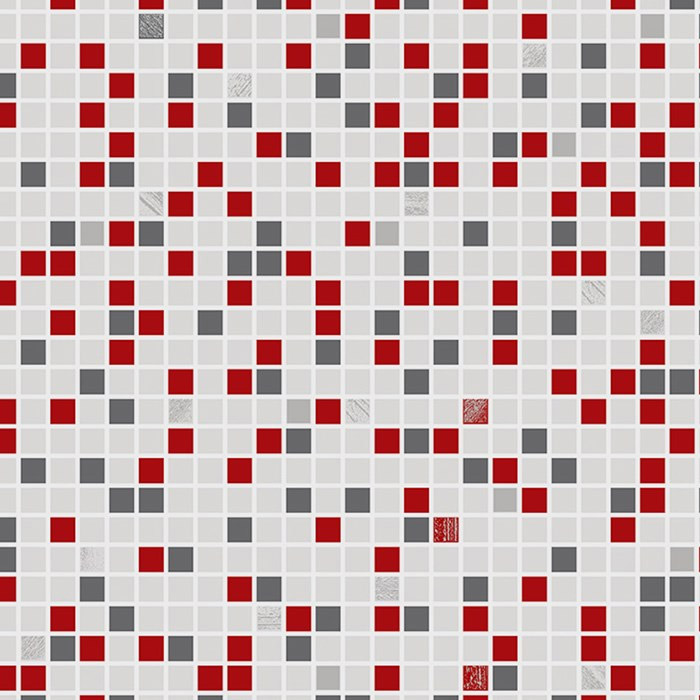 Graham & Brown - Checker Rouge Bathroom Wallpaper - 20-508 Profile Large Image