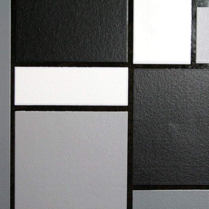 Graham & Brown - Geo Bathroom Wallpaper - 17166 Feature Large Image