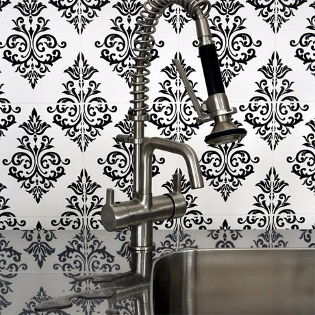 Graham & Brown - Pallade Bathroom Wallpaper - 17167