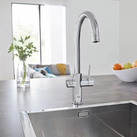 Victorian Plumbing Launches Grohe Blue Home Range