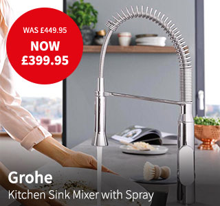 Grohe brand kitchen tap