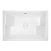 Harmony 1800 x 1200 Large Super Deep Two-Person Inset Bath profile small image view 1