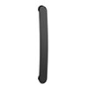 1 x Brooklyn Matt Black Additional Bar Handle - L210mm (196mm Centres) profile small image view 1
