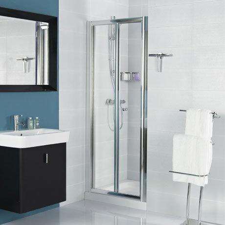 Roman Haven Bi-Fold Shower Door