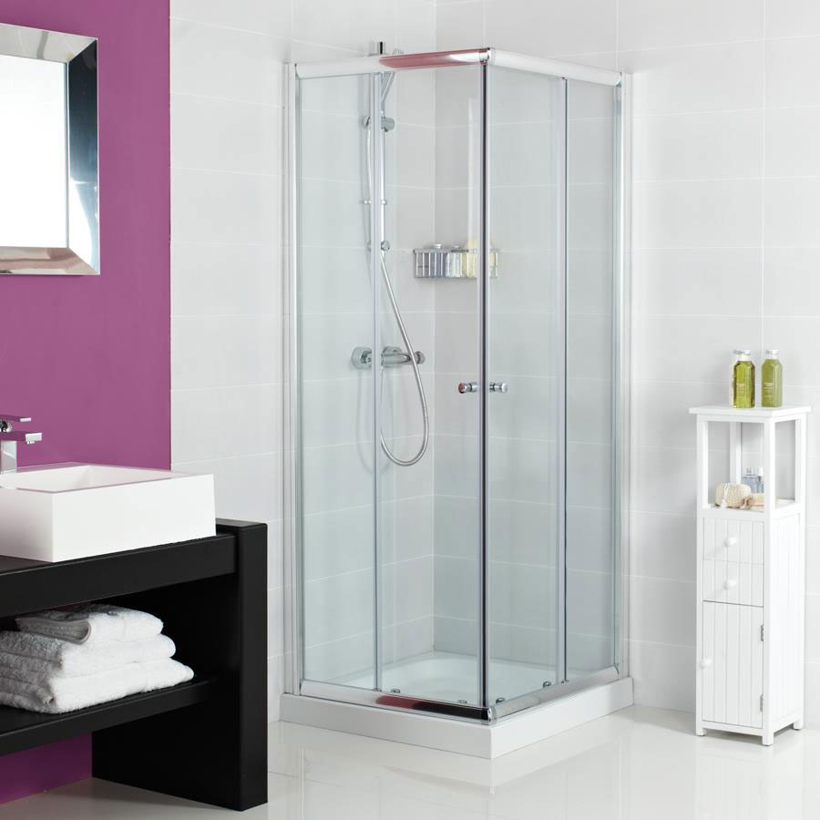 Roman Haven Corner Entry Shower Enclosure Large Image