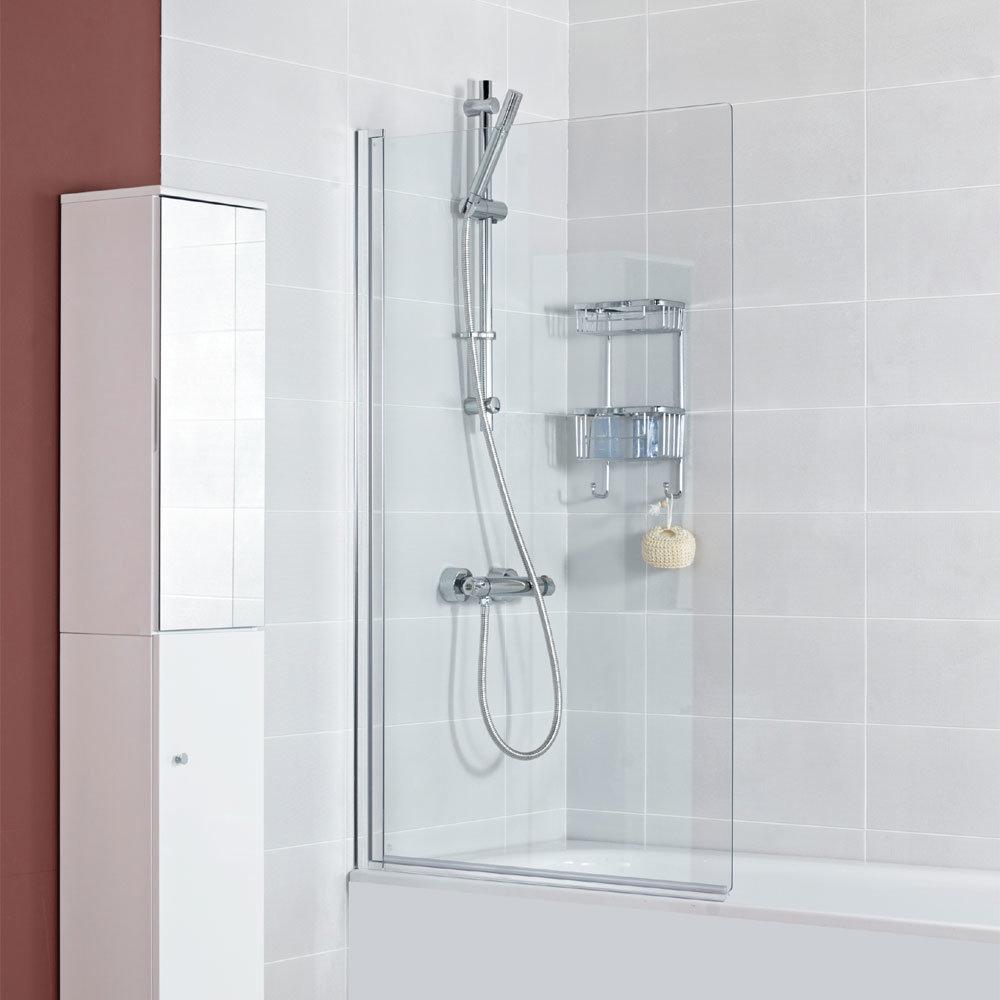 Roman Haven Standard Bath Screen - H2D3CS profile large image view 1
