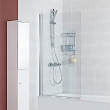 Roman Haven Standard Bath Screen - H2D3CS Medium Image