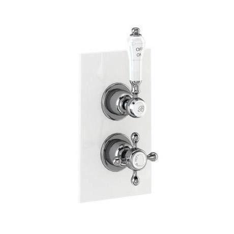 Burlington trent concealed thermostatic shower valve for Chatsworth bathroom faucet parts