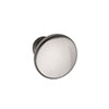 Hudson Reed Knob Satin Nickel Furniture Handle (28 x 22mm) - H394 Medium Image