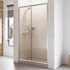 Roman Haven 1900mm Sliding Shower Door profile small image view 1