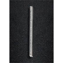 Hudson Reed Sparkle Chrome Furniture Handle (200 x 25mm) - H824 Medium Image