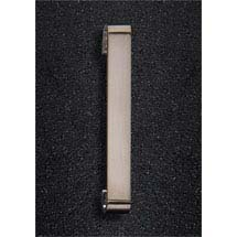 Hudson Reed Double G Brushed Nickel Furniture Handle (202 x 32mm) - H919 Medium Image