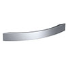 1 x Hudson Reed Strap Satin Nickel Furniture Handle (190 x 25mm) - H932 profile small image view 1