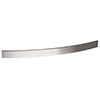 Hudson Reed Strap Satin Nickel Furniture Handle (206 x 24mm) - H932 Medium Image