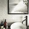 Hamilton Relief Bumpy White Gloss Wall Tiles 50 x 400mm Small Image