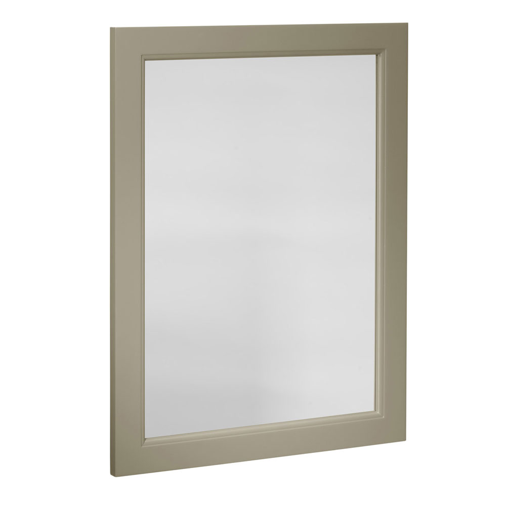 Roper Rhodes Hampton 570mm Mirror - Mocha profile large image view 1
