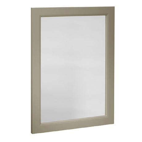 Roper Rhodes Hampton 570mm Mirror - Mocha