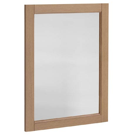 Roper Rhodes Hampton 570mm Mirror - Natural Oak