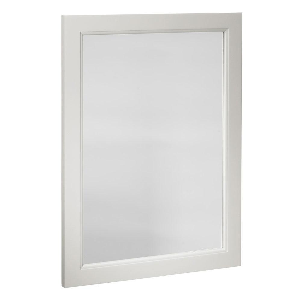 Roper Rhodes Hampton 570mm Mirror - Chalk White Large Image