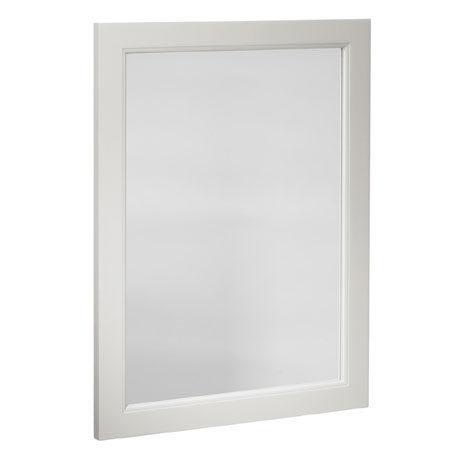 Roper Rhodes Hampton 570mm Mirror - Chalk White