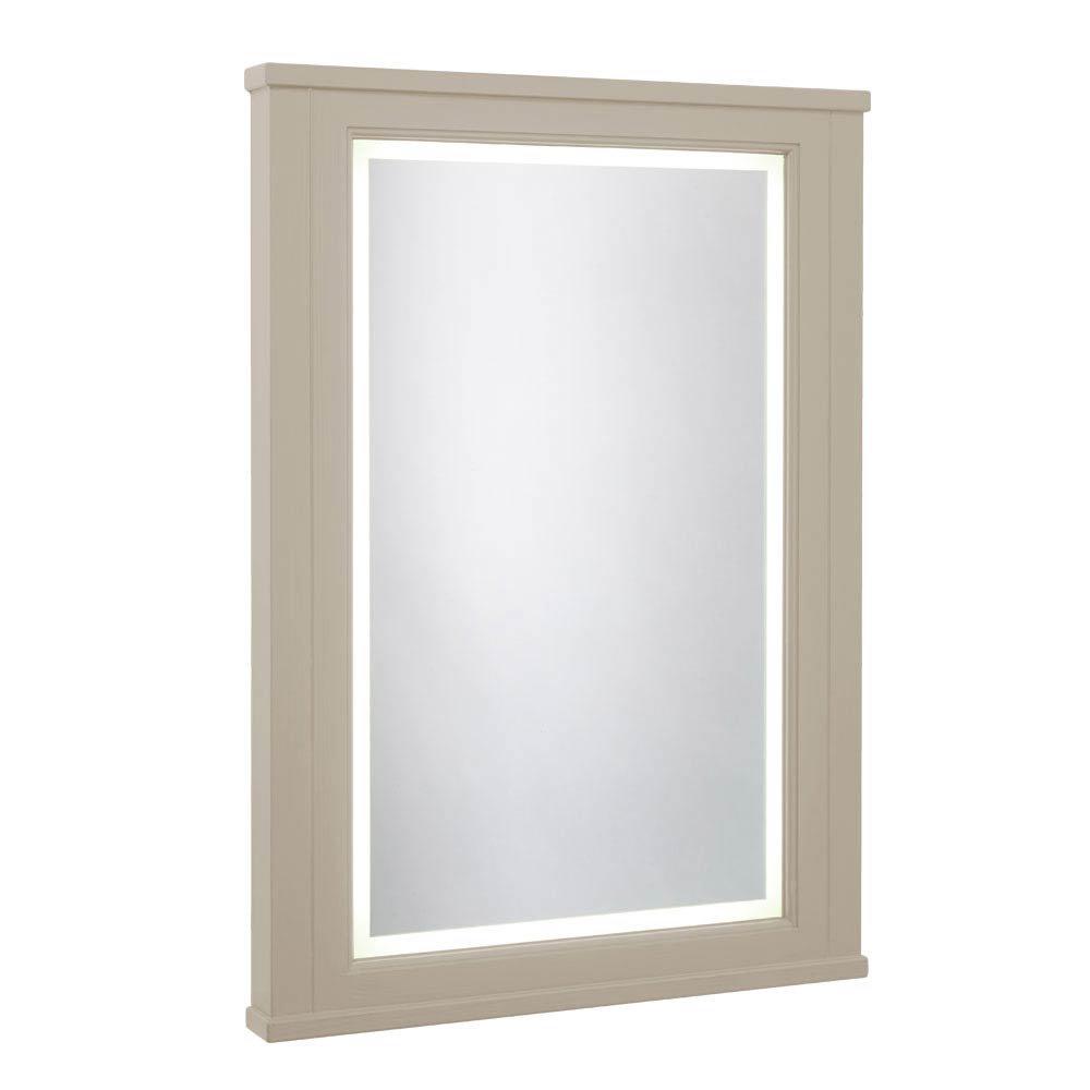 Roper Rhodes Hampton 600mm Illuminated LED Mirror - Mocha Large Image