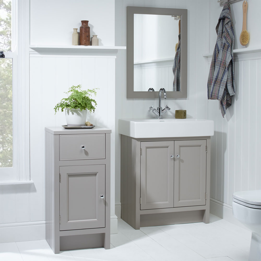 Roper rhodes unit and basin mocha buy item online at for Kitchen cabinets 700mm
