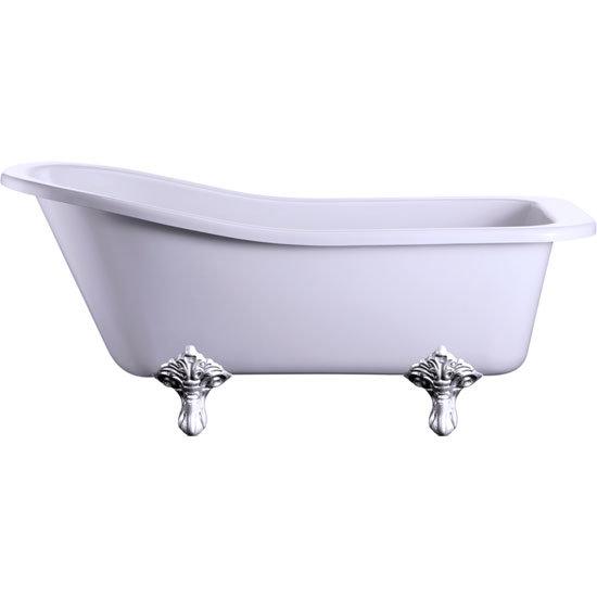 Burlington Traditional Regal 5 Piece Bathroom Suite Profile Large Image