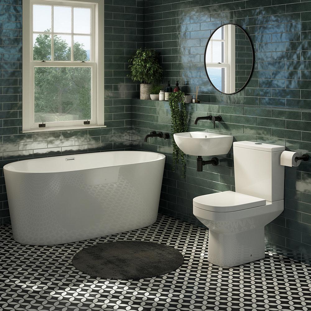 Harmonia Modern Bathroom Suite