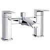 Hudson Reed Hardy Bath Shower Mixer with Shower Kit & Wall Bracket - HDY304 Small Image