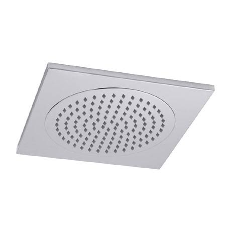 Hudson Reed - 370mm Ceiling Tile Shower Head - HEAD81
