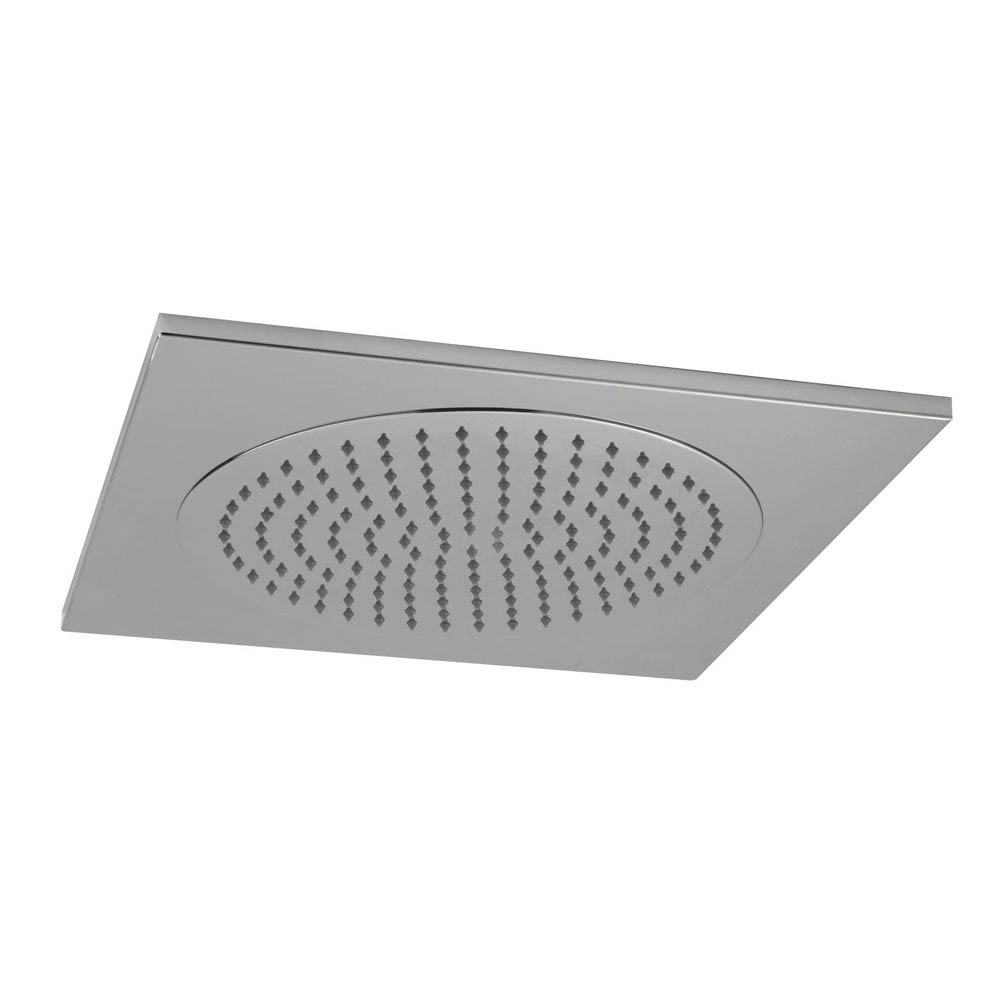 Hudson Reed - 500mm Ceiling Tile Shower Head - HEAD82 profile large image view 1