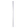 Asquiths Mineral White H1800mm x W100mm Single Panel Radiator - HEC0115 profile small image view 1