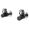 Asquiths Mineral Anthracite Standard Manual Valves - HED3126 profile small image view 1
