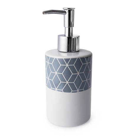 Helix Freestanding Soap Dispenser