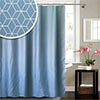 Helix W1800 x H1800mm Polyester Shower Curtain Medium Image