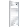 Hudson Reed 1110 x 500mm Electric Square Heated Towel Rail - Chrome - HL151 profile small image view 1