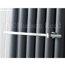 Hudson Reed - Towel Rail for Revive Radiators - Chrome - HL318 Medium Image