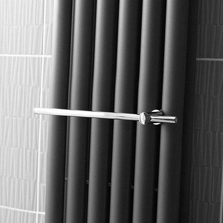 Hudson Reed - Towel Rail for Revive Radiators - Chrome - HL318