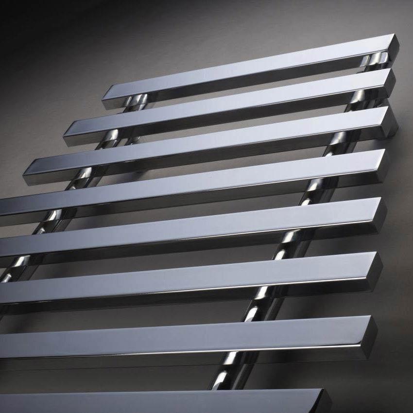 tate designer radiator chrome at victorian plumbing uk. Black Bedroom Furniture Sets. Home Design Ideas