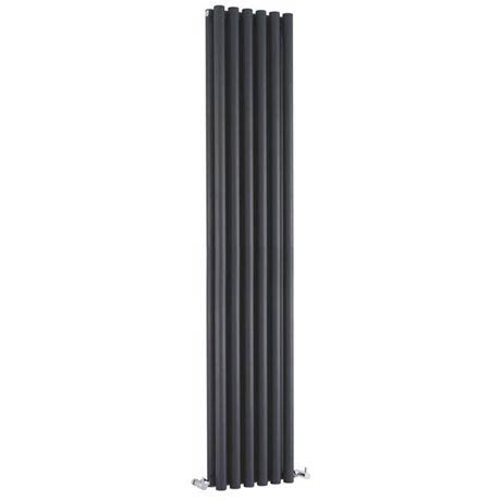 Hudson Reed Savy Double Panel Designer Radiator - 1800 x 354mm