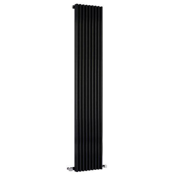 Hudson Reed Parallel Single Panel Designer Radiator - 1800 x 342mm Large Image