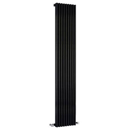 Hudson Reed Parallel Single Panel Designer Radiator - 1800 x 342mm