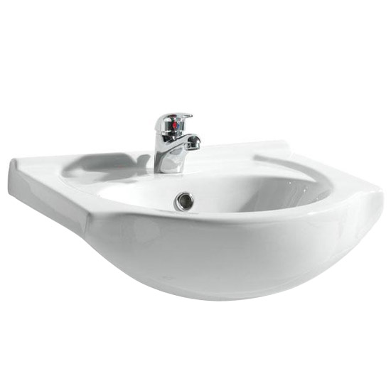 450mm Vanity Basin Only - HLD053 profile large image view 1