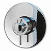 MX Atmos Fusion Concealed/Exposed Thermostatic Concentric Mixer Valve - HMW profile small image view 1