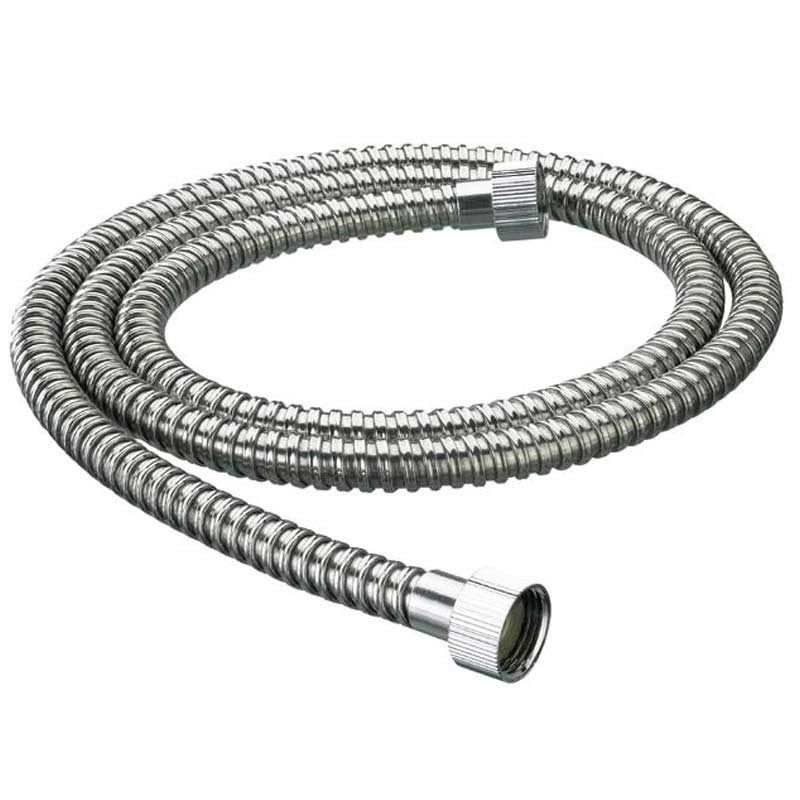 Bristan 1.5m Nut to Nut Standard Bore Shower Flex Hose - HOS-150NN01-C Large Image