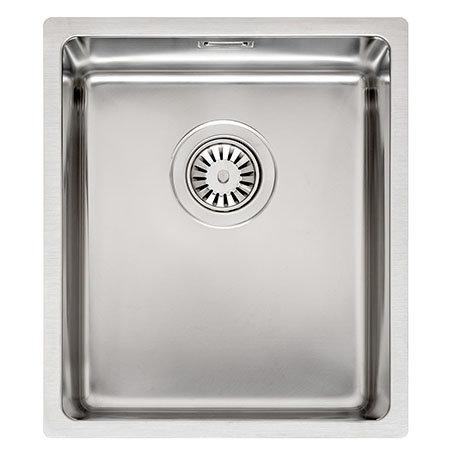 Reginox Houston 34x40 1.0 Bowl Stainless Steel Kitchen Sink