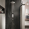 Hudson Reed Ignite Round Shower Package (2 Outlets) profile small image view 1