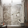 Hudson Reed 1950mm Wet Room Screen - Various Sizes Small Image