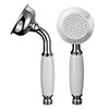 Rydal Traditional Shower Handset profile small image view 1